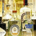 difference between vodka and gin